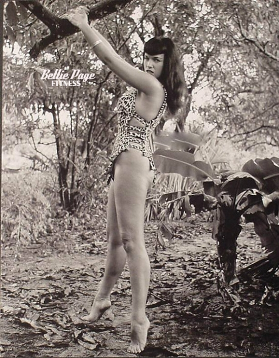 jungle bettie rare.jpg