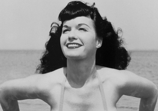 The ultimate optimist, Bettie was always looking up!