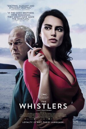 THE WHISTLERS - Streaming Release