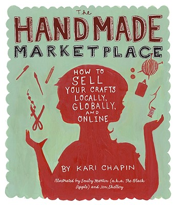 handmade marketplace, kari chapin, crafts, handmade business