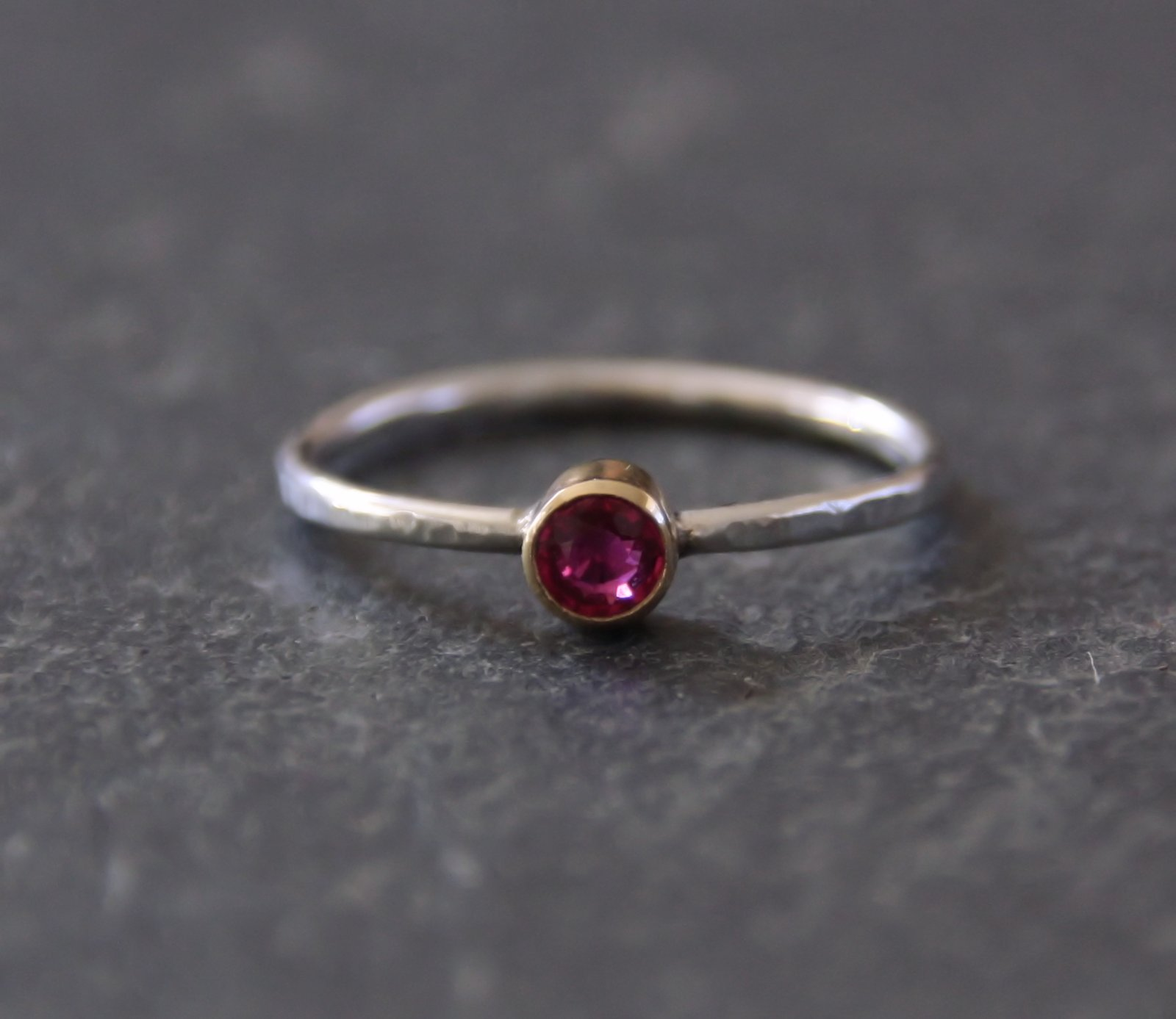 jewelry, ring, ruby, gemstone, silver, gold, handmade jewelry