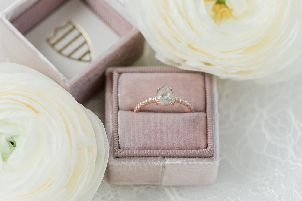 Wedding Details : Huntsville, Alabama