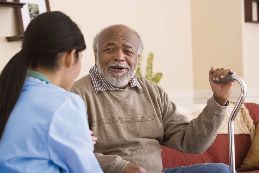 Senior Home Care  Feel confident with our holistic approach