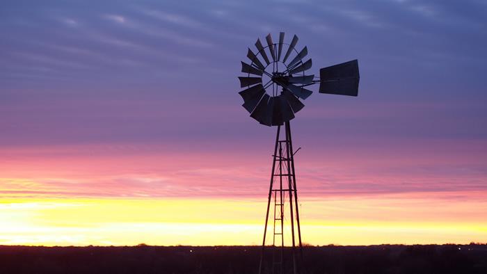 windmill striped horizon