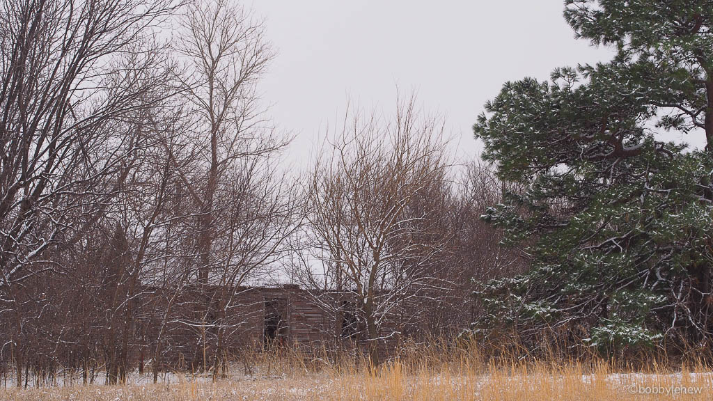winter barn oklahoma