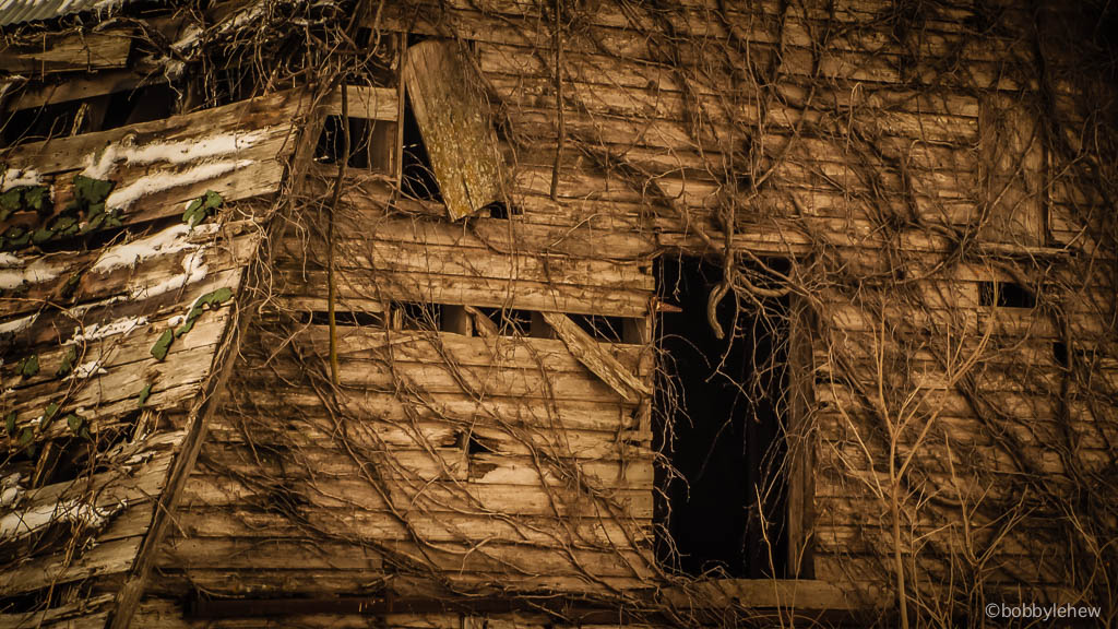 decaying barn oklahoma