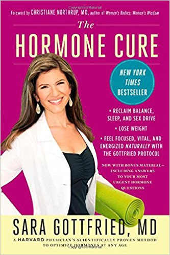 Feeling off, then this is the resource for you! Gottfried takes you through a thorough questionnaire at the beginning of this books in order to help you understand what might be causing your symptoms. Each chapter is designed to demystify your hormones and help you find balance. I'm so grateful I found this one!