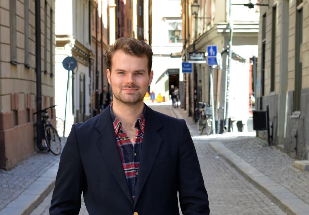 Erik Carter, Præsident for NCF