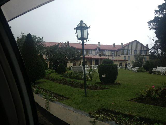 The Grand Hotel, Nuwara Eliya