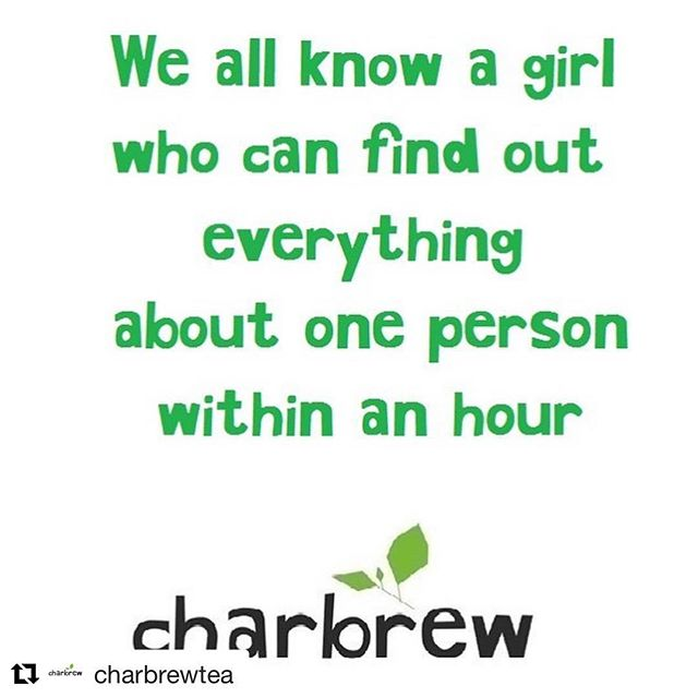 Tag a friend that does this ! #Repost @charbrewtea with @repostapp ・・・ Sending in the interrogation officer 😏... #bff #extraction #interrogation #charbrew #madeinnature #him #findouteverything #truthserum #whathappened #secret