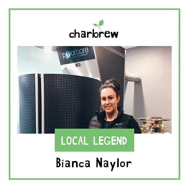 This months LOCAL LEGEND: Bianca Naylor. Bianca is an entrepreneur owning @polarbareclub cryotherapy. Her business helps athletes, health conscious peeps, people looking to lose weight and more. She is also very active in the community supporting various sporting groups. Bianca manages all this whilst also being a wonderful mother. Go check out her Polarbare Cryotherapy in Bondi junction!