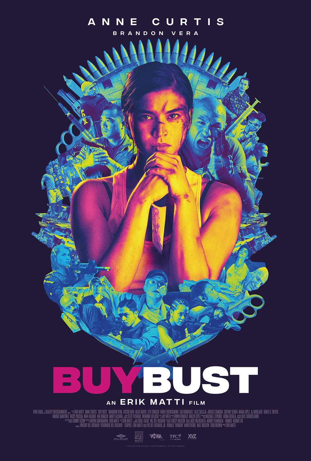 BUYBUST | PHILIPPINES | ACTION