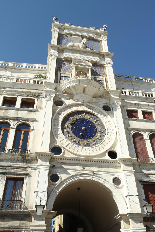 Tháp Đồng hồ St.Mark's