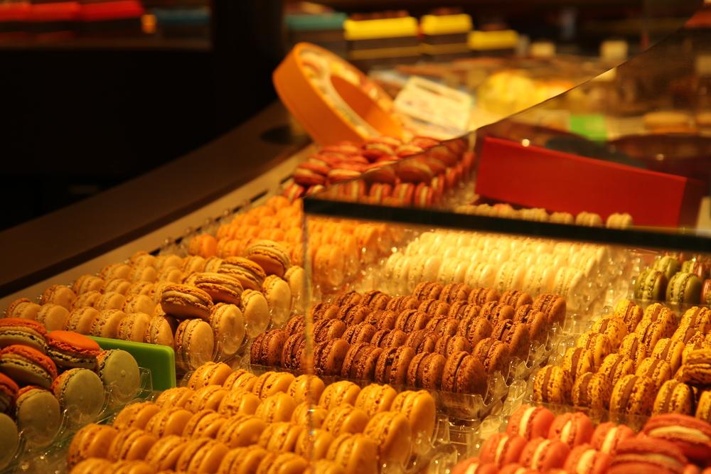 Macaron ở Pierre Hermé