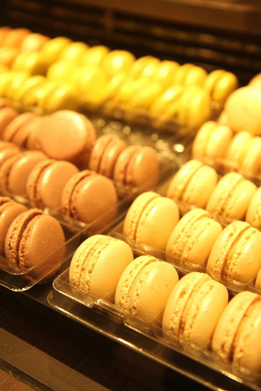 Bánh macaron ở Pierre Marcolini