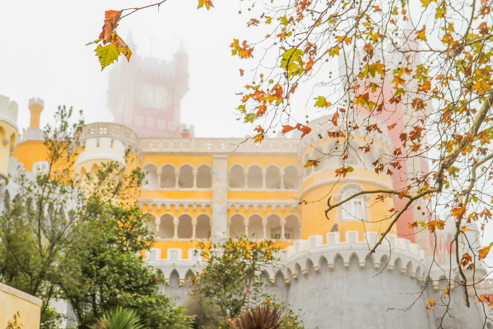 Cung điện Sintra (National Palace of Sintra)