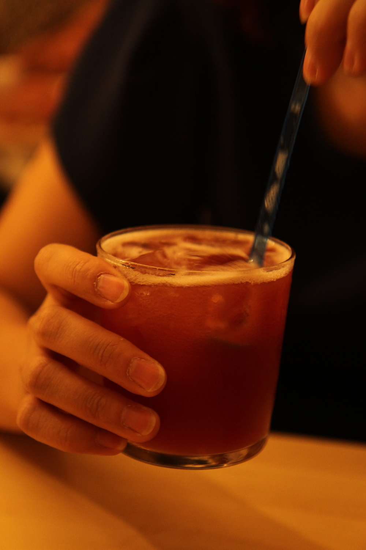 Cocktail đặc biệt của ngày: cocktail dâu