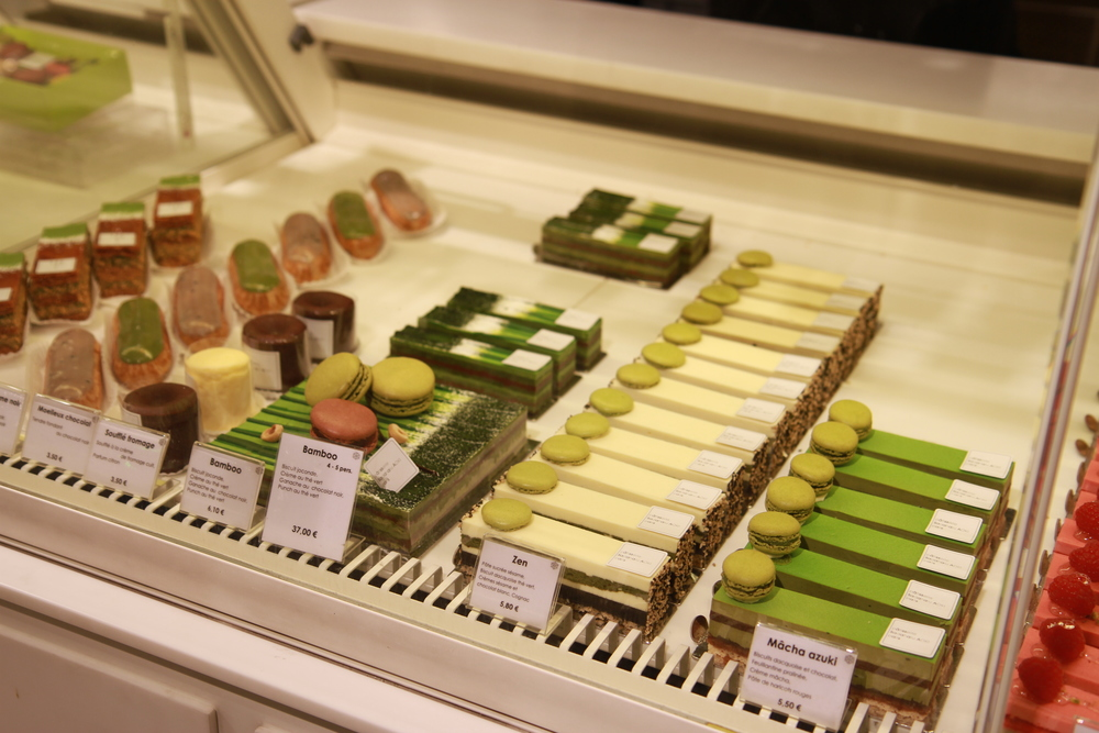 pâtisserie Sadaharu AOKI Paris