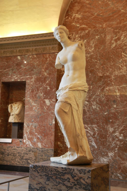 Tượng Nữ thần Vệ nữ (Aphrodite statue)