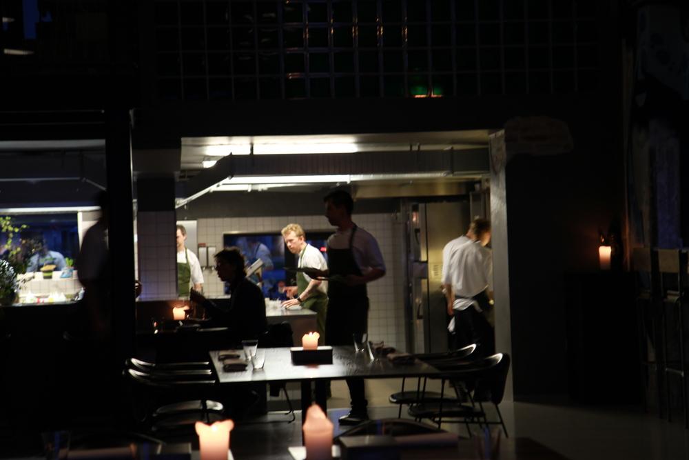 Amass restaurant - chefs