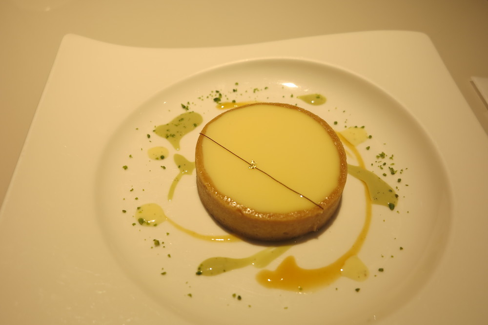 Lemon tart (bánh chanh)
