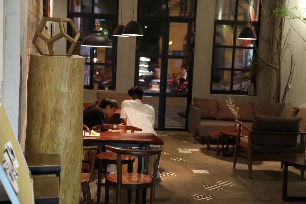 Fika Cafe - Hà Nội