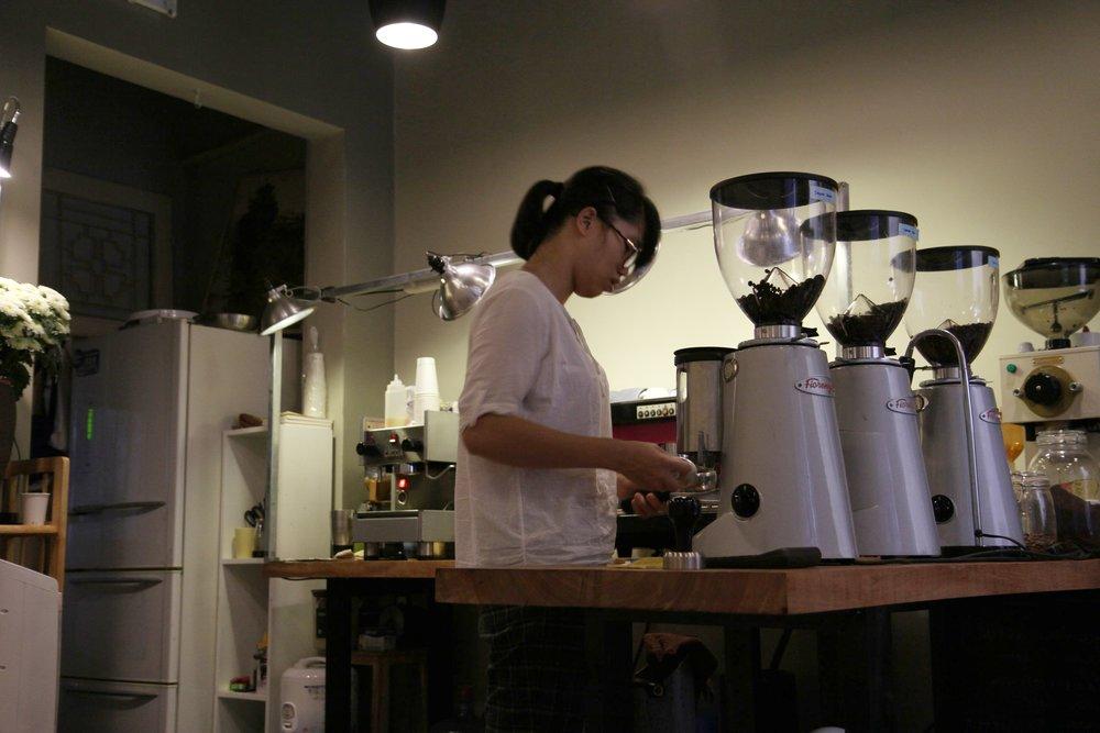 Reng Reng Cafe - Hà Nội