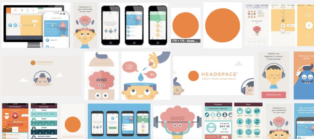 Headspace app