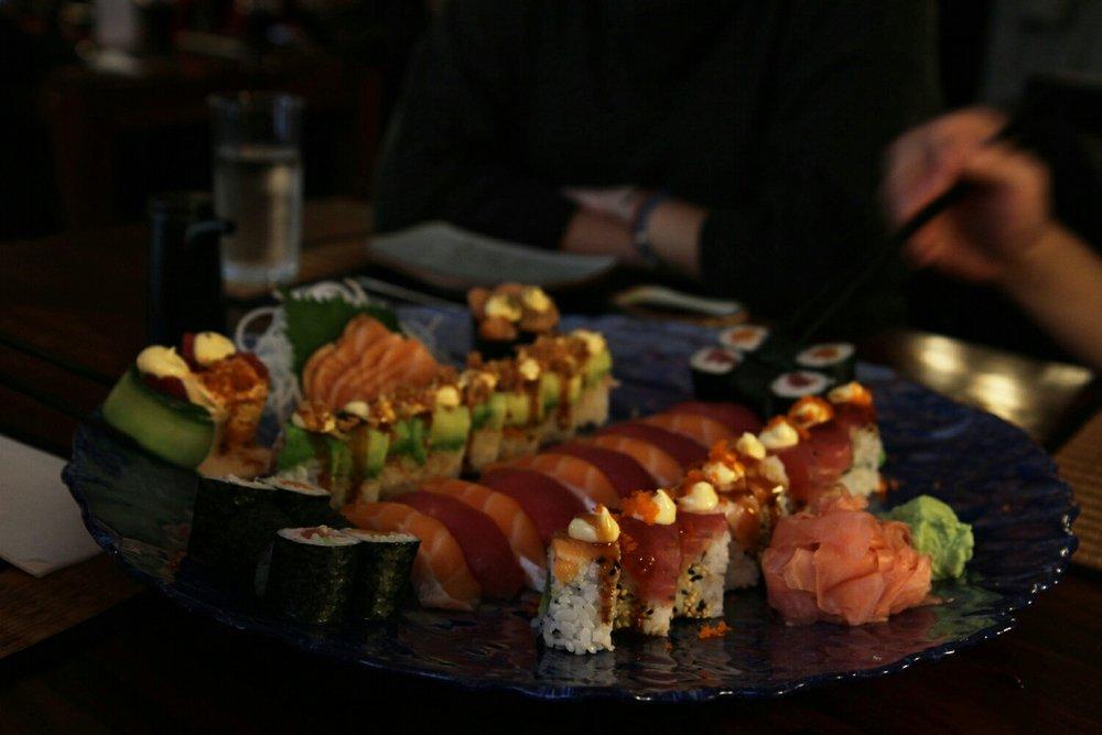 Sushi @Sushi Passion -Birmingham, UK