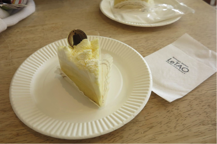 LeTAO cheesecake (bánh phomai)