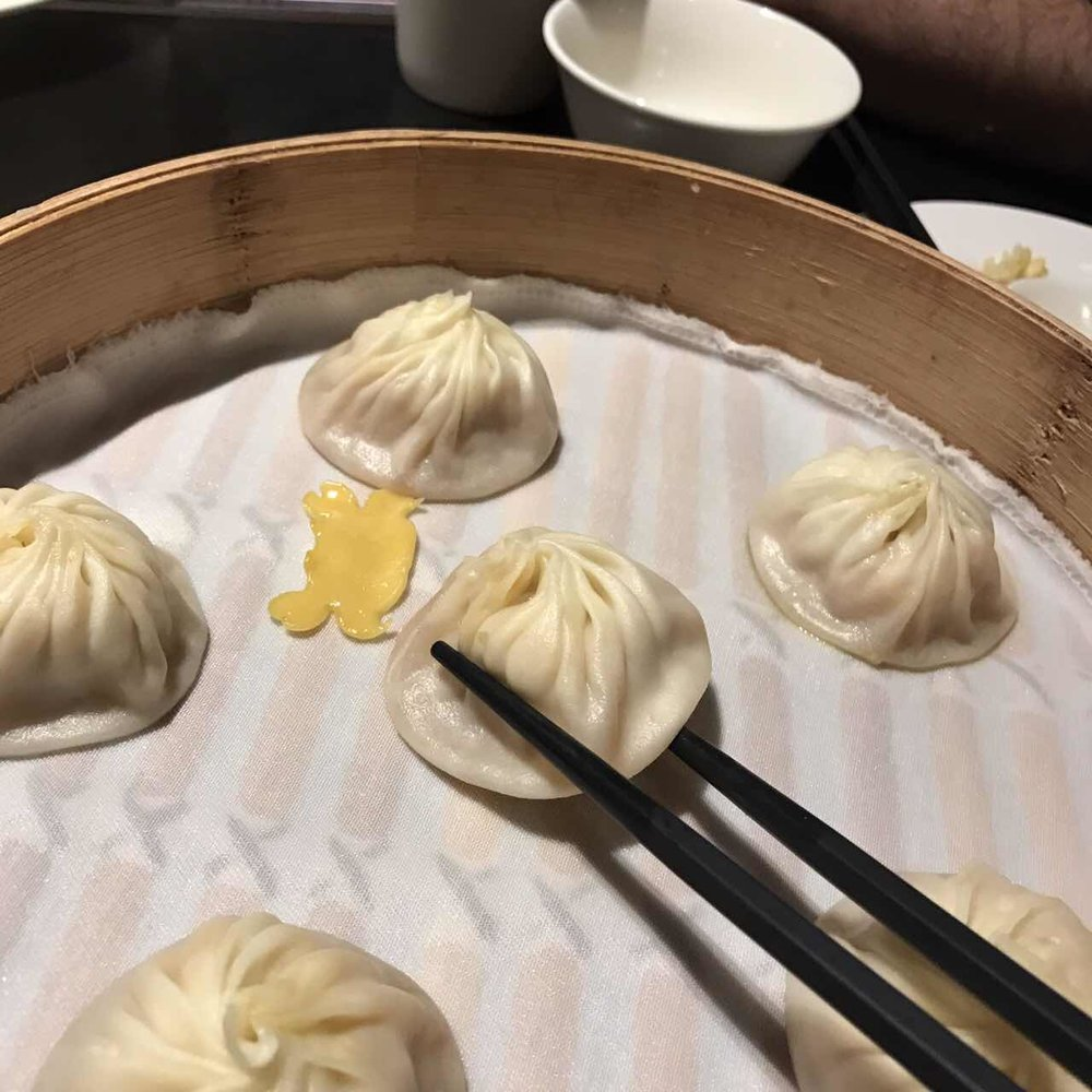 Xiao long bao - món nổi tiếng nhất của Din Tai Fung