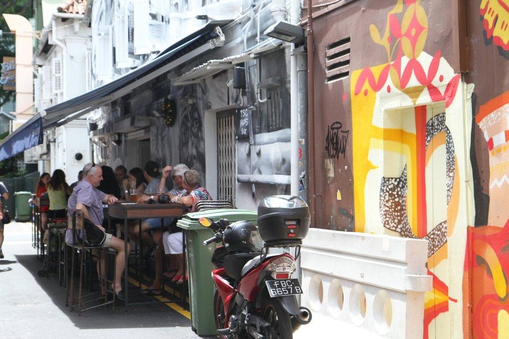 Haji Lane Singapore