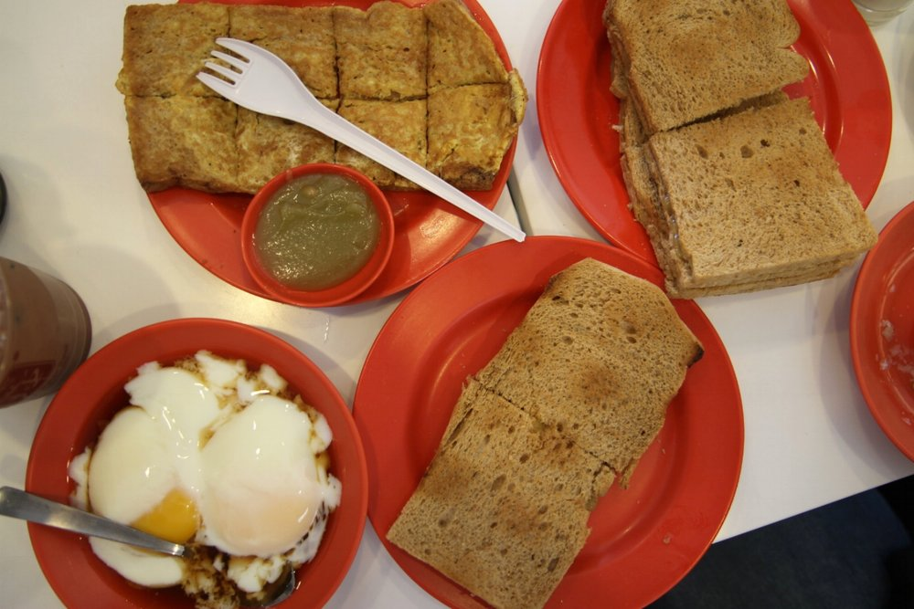 Yu Kun Kaya Toast Singapore