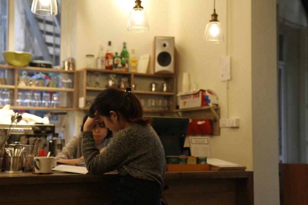 Tranquil Cafe Nguyễn Biểu, Hà Nội