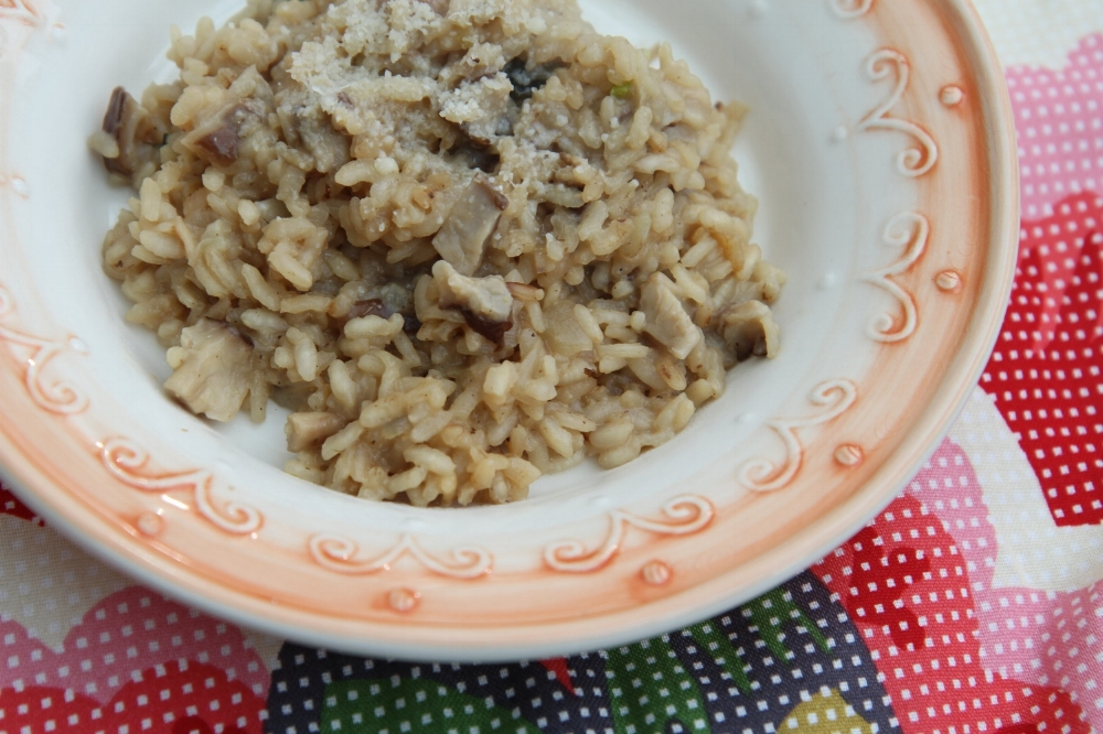 Risotto chay