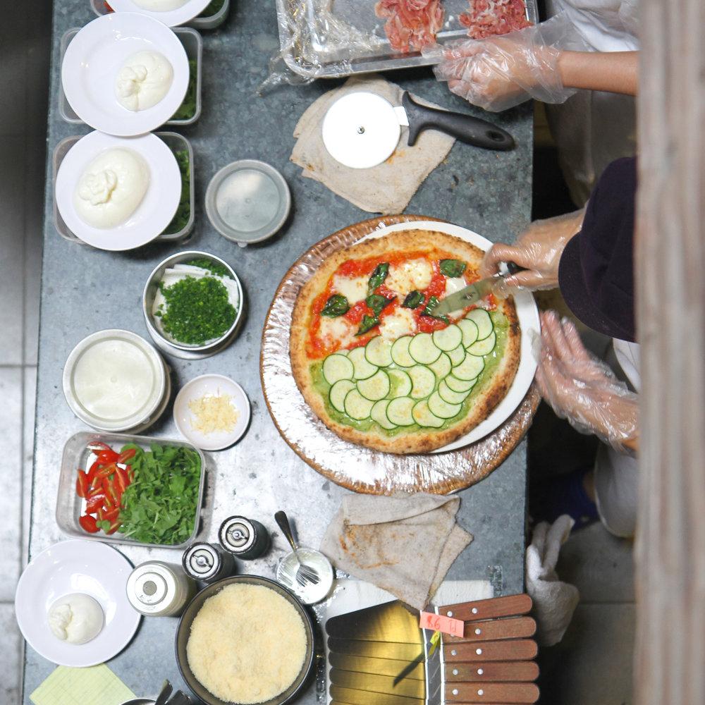 Pizza 4P's Hà Nội