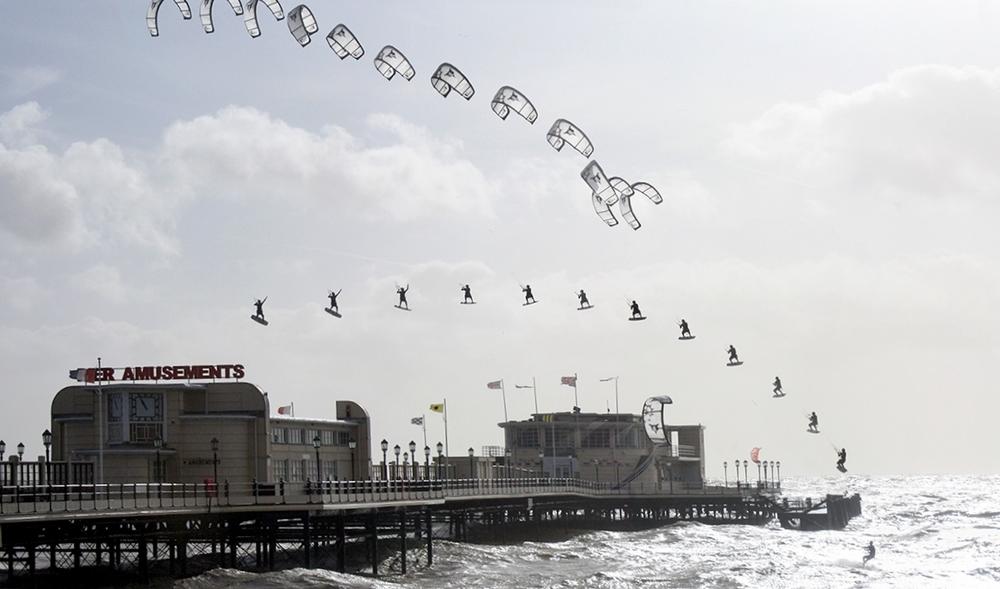 Worthing Pier Jump