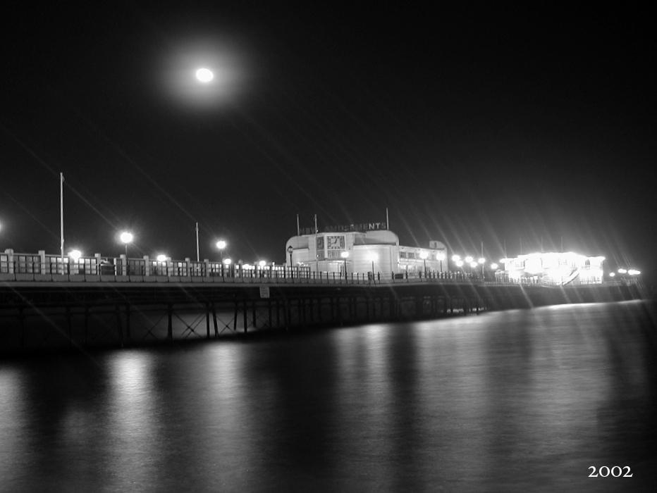 Worthing Pier 2002
