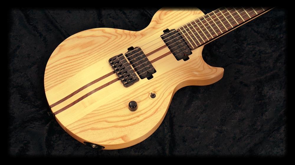 Viper SC 7 String Natural