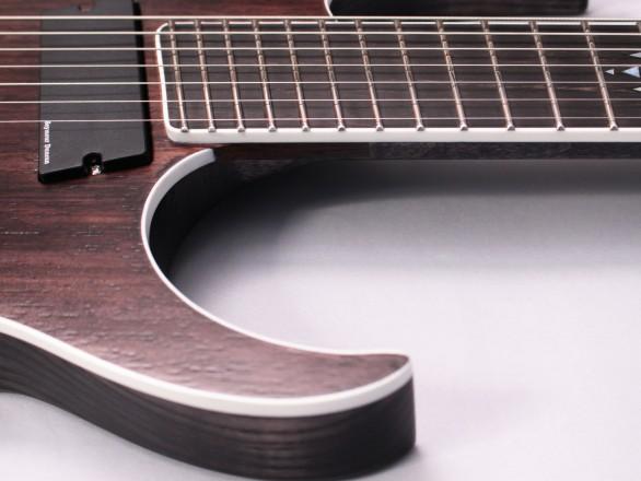 Lin Sasaki - Artist Model - Custom 7 String Fanned Fret