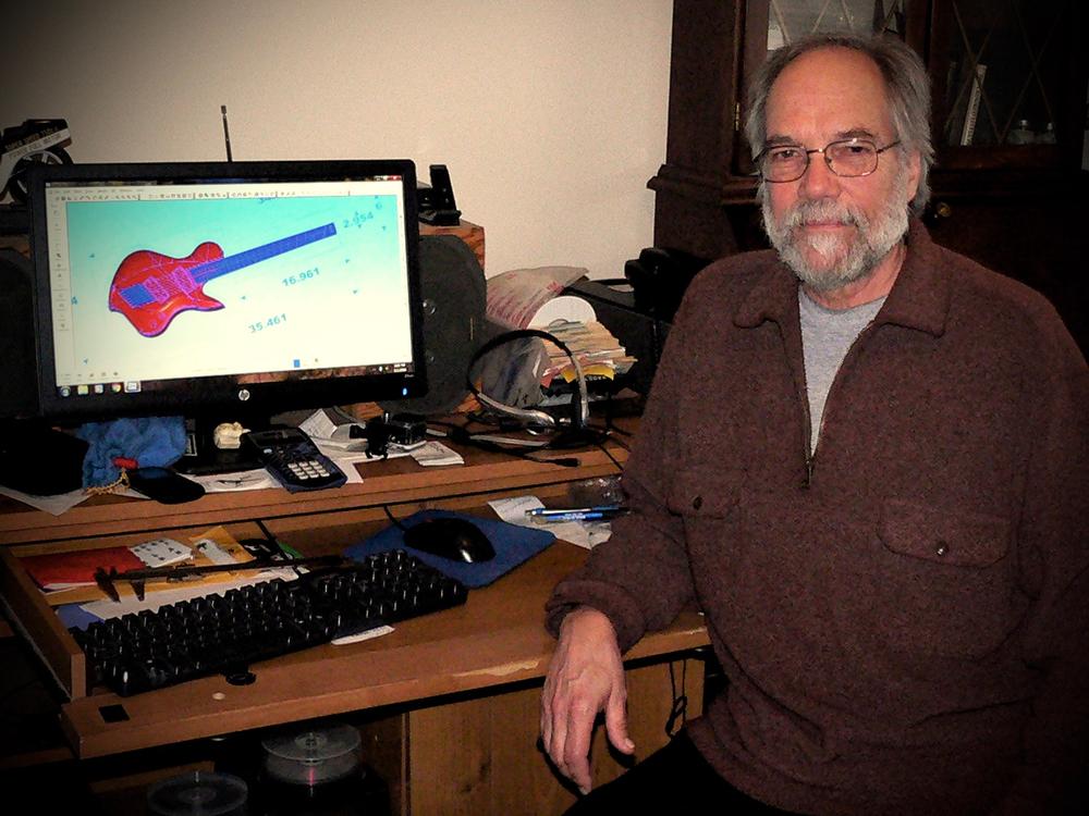Dave Eldredge - CNC Programmer