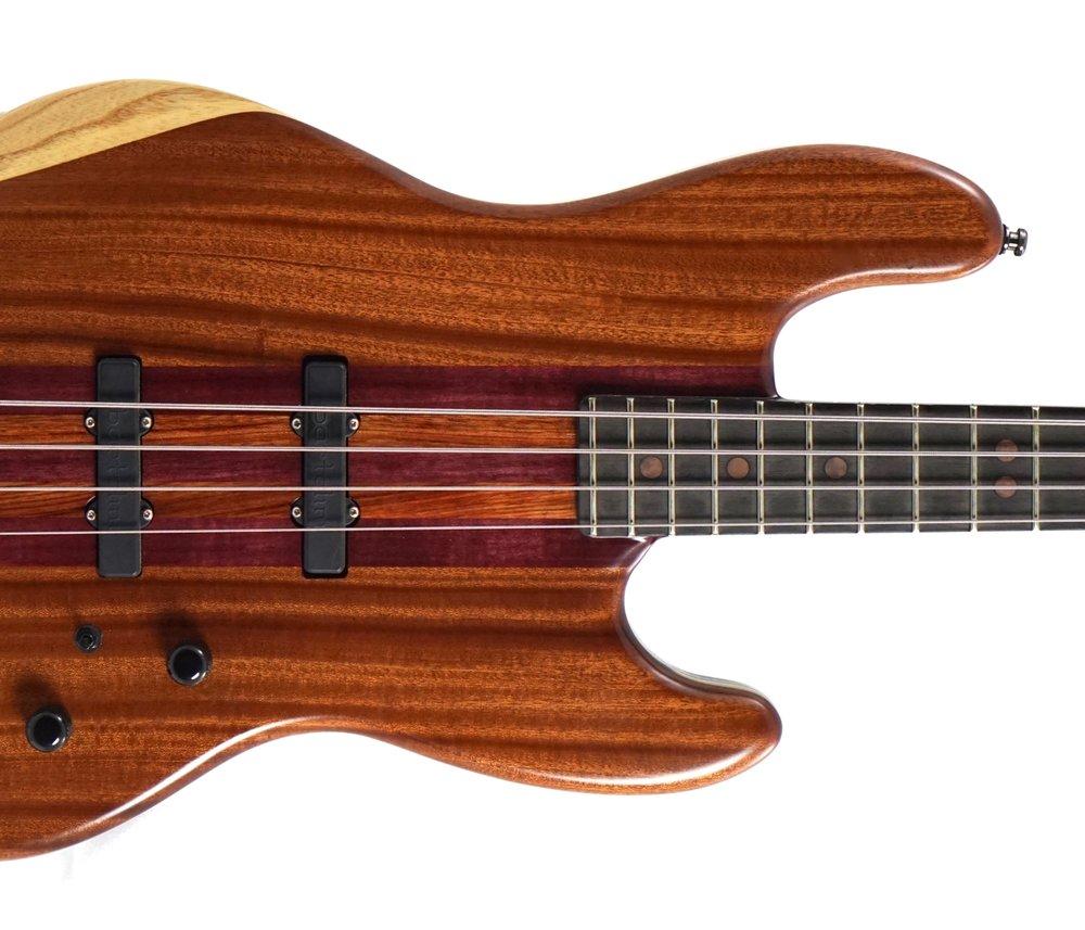 python-4-string-bass-guitar