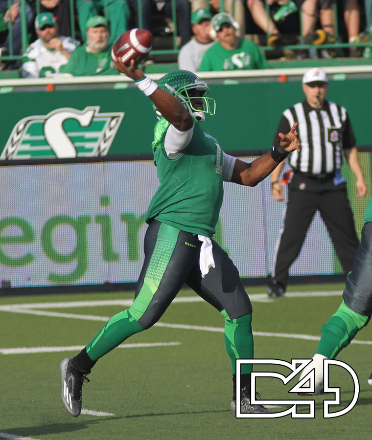 August 16, 2014 - Saskatchewan vs. Montreal