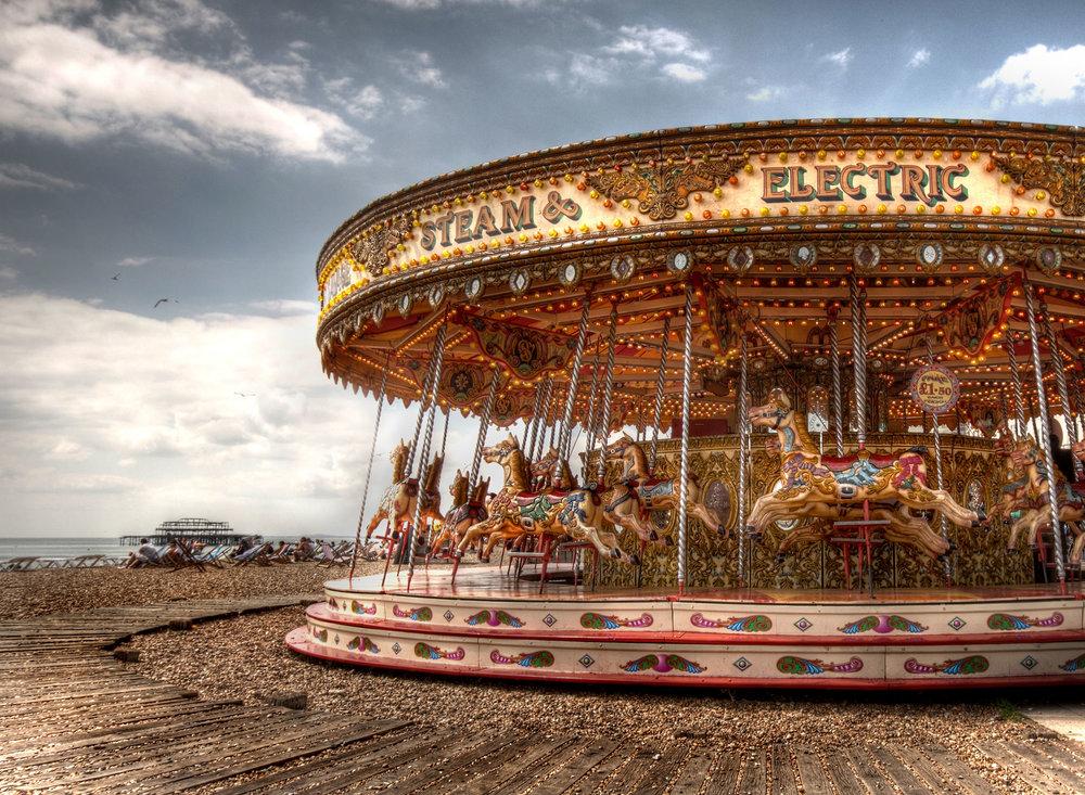 Brighton Carousel