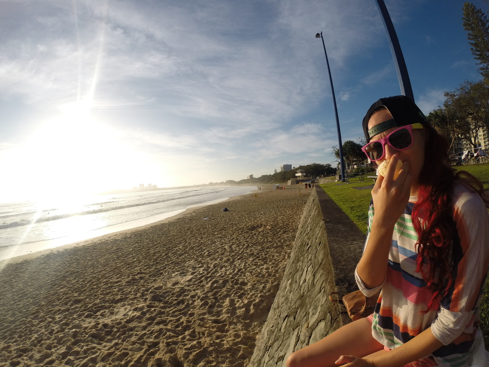 Chel at Sunshine Coast