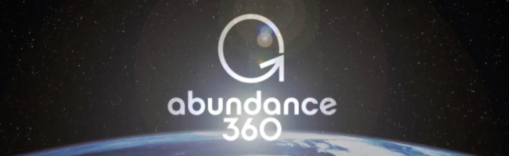 Abundance 360 - Los Angeles, CA - January 27th-29th, 2018