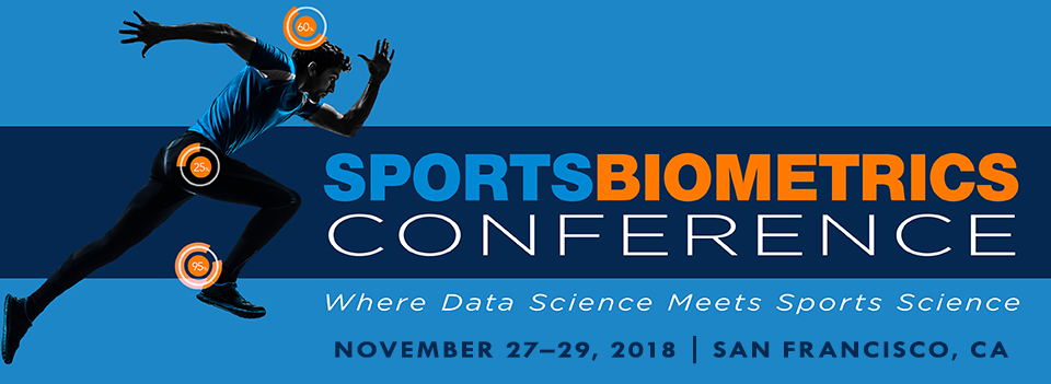 Come see Vasper at the Sports Biometrics Conference November 27-29, in San Francisco.