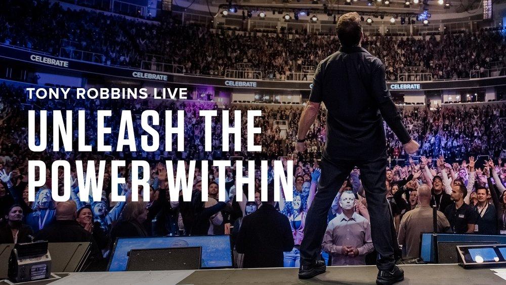 Tony Robbins' Unleash The Power Within Event, November 8-11, Newark, NJ.