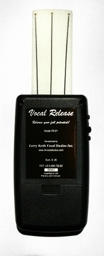 Vocal Release® model VR - 01                            Back View