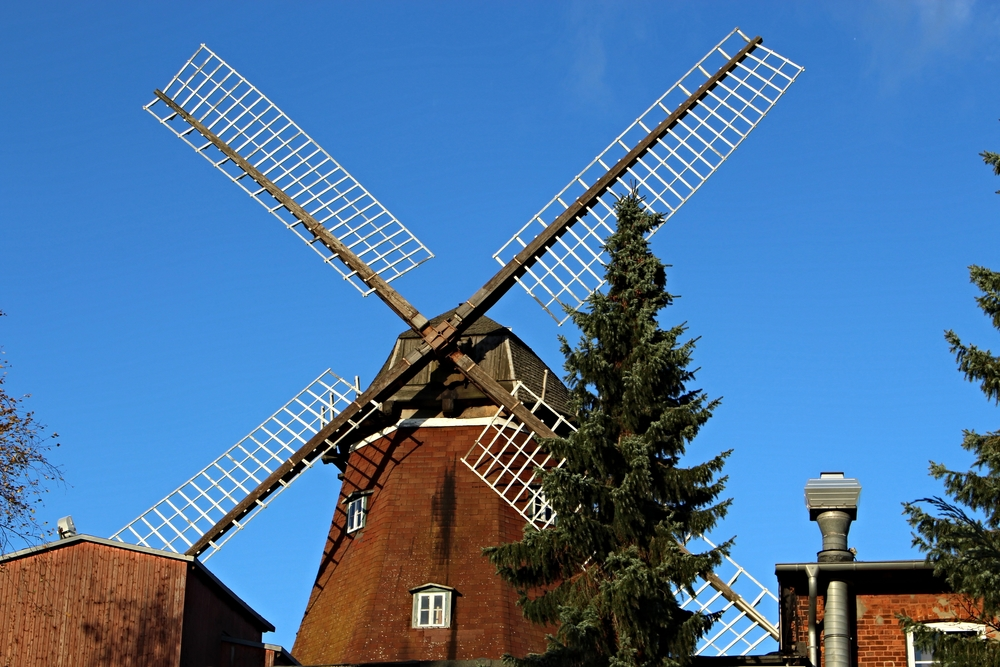 Mühle Lauenburg (Foto: Monika Peters)
